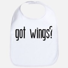 Got Wings? Bib