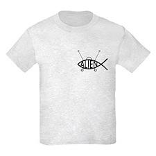 Darwin Alien Fish T-Shirt