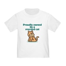 Proudly Owned (Cat) T