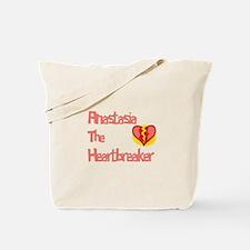 Anastasia the Heartbreaker Tote Bag