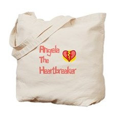 Angela the Heartbreaker Tote Bag