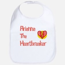 Arianna the Heartbreaker Bib