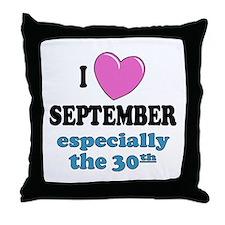 PH 9/30 Throw Pillow
