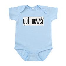 Got News? Infant Creeper