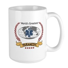 World's Greatest Paramedic Mug