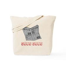 Word Nerd Tote Bag