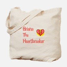 Brianna the Heartbreaker Tote Bag