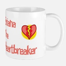 Brianna the Heartbreaker Small Small Mug