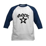 Rock Star Kids Baseball Jersey