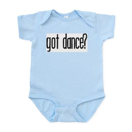 Got Dance? Infant Creeper
