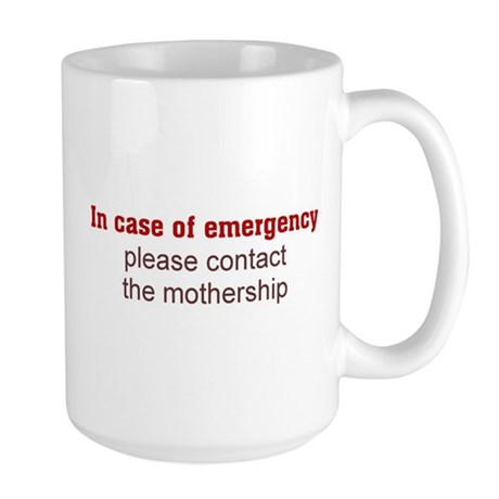 ICOE Mothership Large Mug