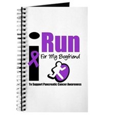 Purple Ribbon Hero Journal