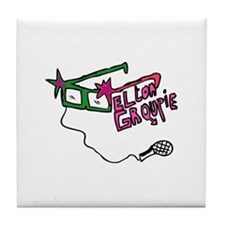 Elton Groupie Tile Coaster