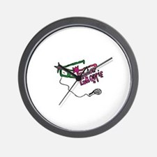 Elton Groupie Wall Clock