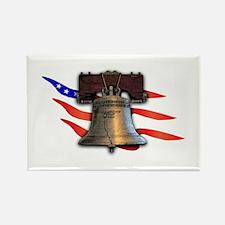 Liberty Bell Rectangle Magnet