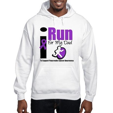 Purple Ribbon Hero Hooded Sweatshirt