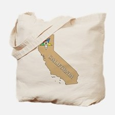 California OES Tote Bag