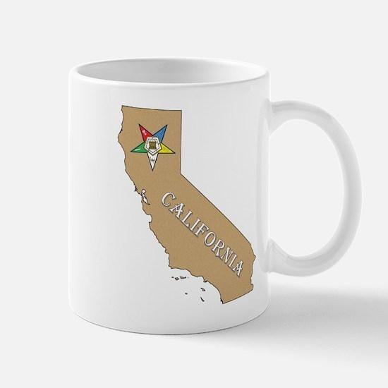 California OES Mug