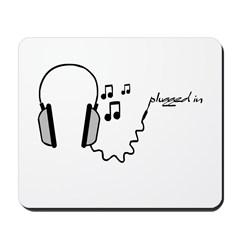 plugged in... Mousepad