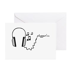 plugged in... Greeting Cards (Pk of 10)