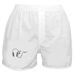 plugged in... Boxer Shorts