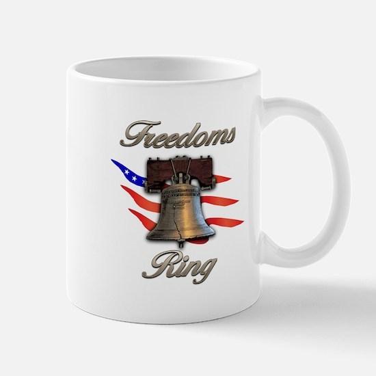 Freedoms Ring Mug