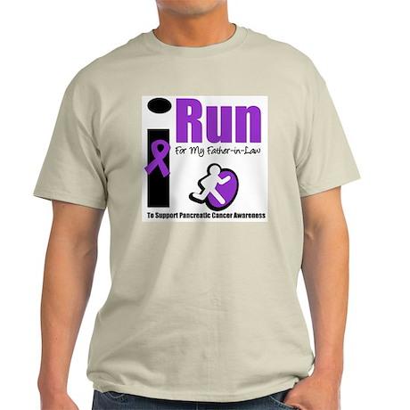 Purple Ribbon Hero Light T-Shirt