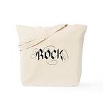Guitar Rock Tote Bag