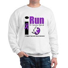 Purple Ribbon Hero Sweatshirt