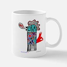 Wake Up and Vote Mug
