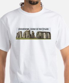 Stonehedge,Home of the Druids T-Shirt