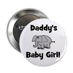 """Daddy's Baby Girl 2.25"""" Button"""