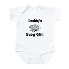 Daddy's Baby Girl Infant Bodysuit