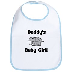 Daddy's Baby Girl Bib