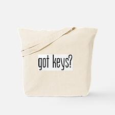 Got Keys? Tote Bag