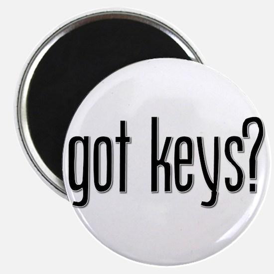 Got Keys? Magnet
