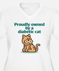 Proudly Owned (Cat) T-Shirt