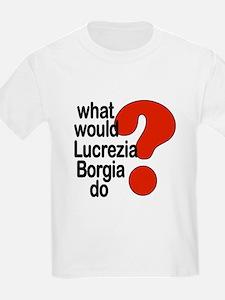 Lucrezia Borgia T-Shirt