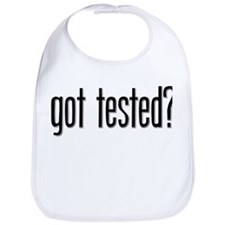 Got Tested? Bib