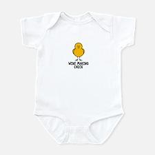 Wine Making Infant Bodysuit