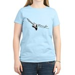 Guitar Rock Women's Light T-Shirt
