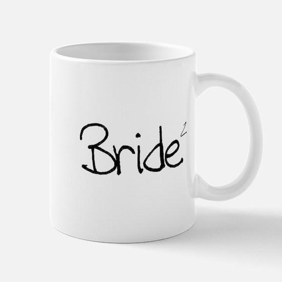 Bride (Squared) Mug