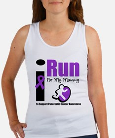 Purple Ribbon Hero Women's Tank Top