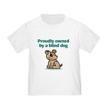 Proudly Owned (Dog) T