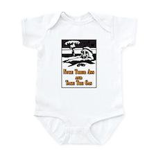Nuke Their Ass Infant Bodysuit