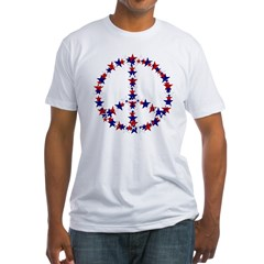 4th Of July Peace Stars Shirt