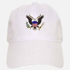 Great Seal Eagle Baseball Baseball Cap