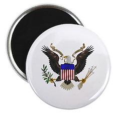 "Great Seal Eagle 2.25"" Magnet (10 pack)"