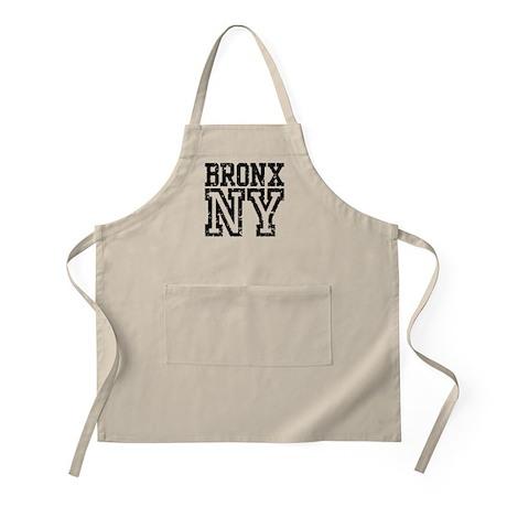 Bronx NY BBQ Apron