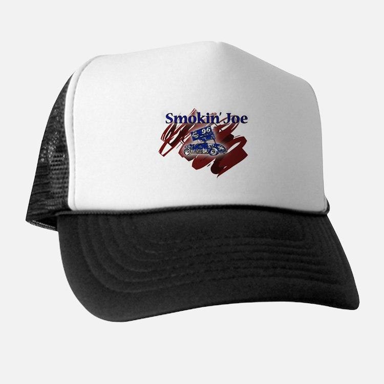 red 96 Trucker Hat